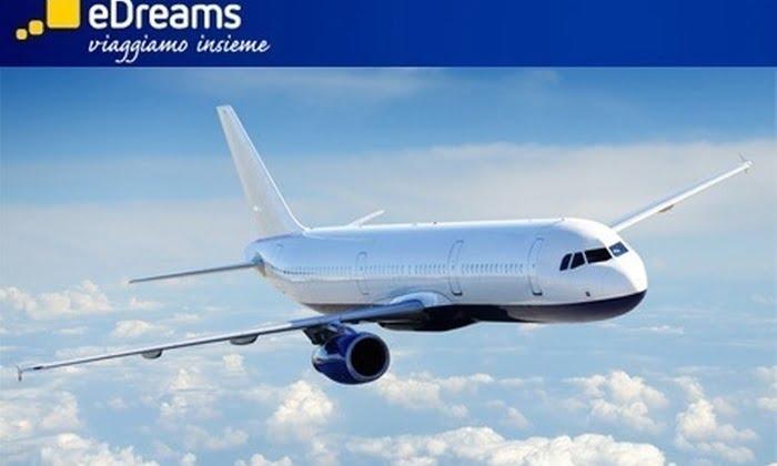 Buoni sconto per acquistare voli di linea e low cost