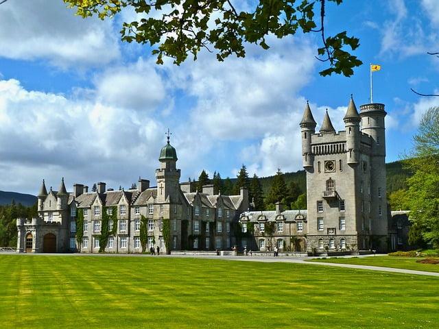 Balmoral Castle - Scozia