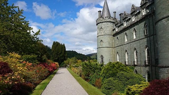 Inveraray Castle - Scozia
