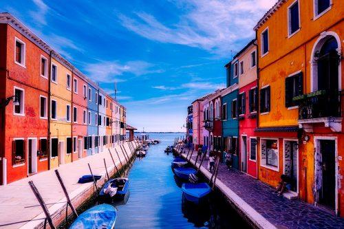 Burano-Italia-città-più-colorate-nel-mondo