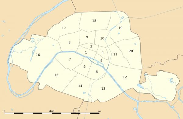 quartieri-di-parigi