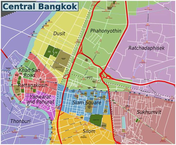 Dove dormire a Bangkok: le migliori zone dove alloggiare ...