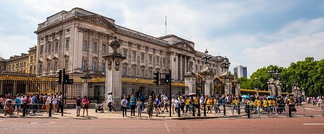 Cosa-vedere-Londra-Buckingham-Palace