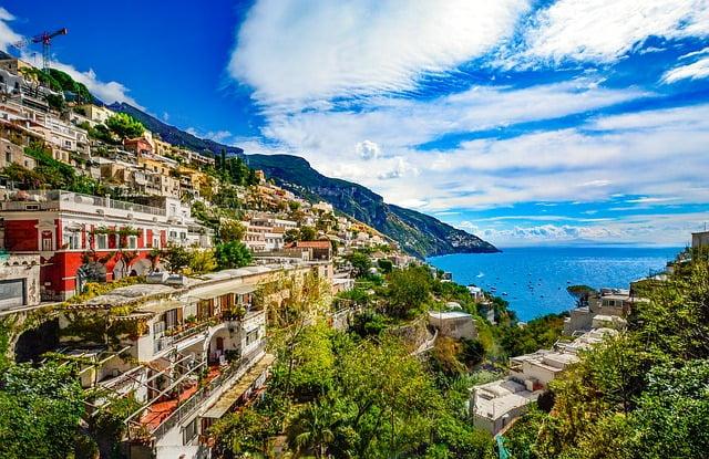 Costiera Amalfitana - Positano