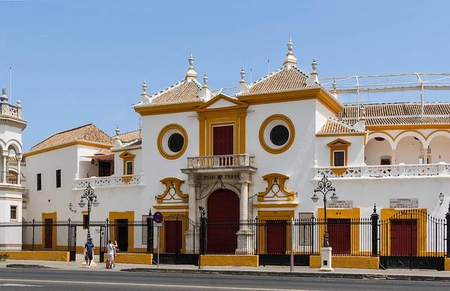 dove-dormire-a-siviglia-el-arenal-plaza-de-toros