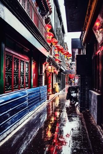 pechino-hutong