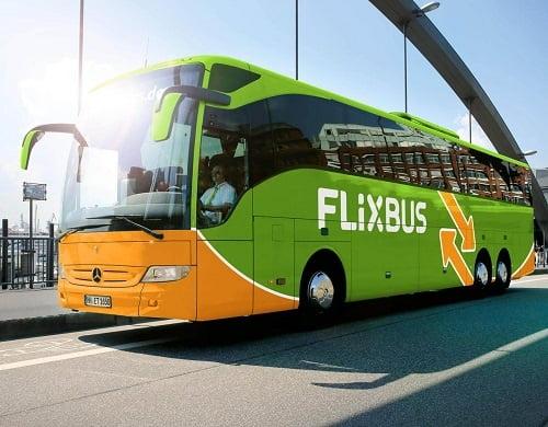 Ofertas y promociones extraordinarias en Flixbus