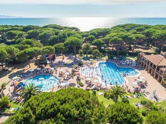 Argentario Camping Village, uno dei migliori campeggi e villaggi turistici in Toscana