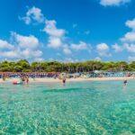 Alimini Grande beach