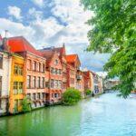 Canals of Gent, Belgium