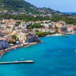 Beautiful Ischia island,Italy.