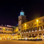 The Communal Palace, the town hall of Modena – Italy