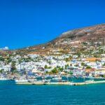 Paros island, Cyclades, Greece.