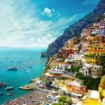 Positano amalfi, Italy