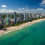 Boa Viagem Beach, Recife, Pernambuco