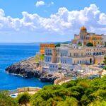 Santa Cesarea Terme – Salento Apulia region – Lecce province – south Italy
