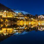 St Moritz in Switzerland