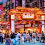 Raohe Street Night Market in Taipei – Taiwan.