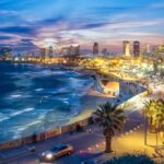 Tel Aviv, panoramic view